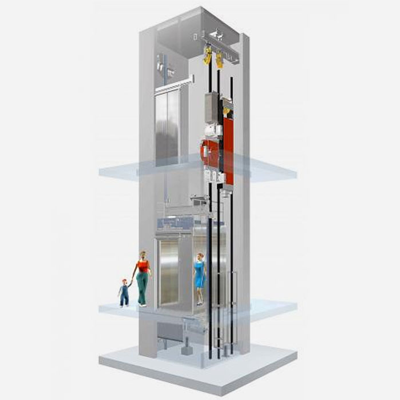 آسانسور MRL